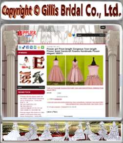 Gillis Bridal Co.,Ltd. Blog