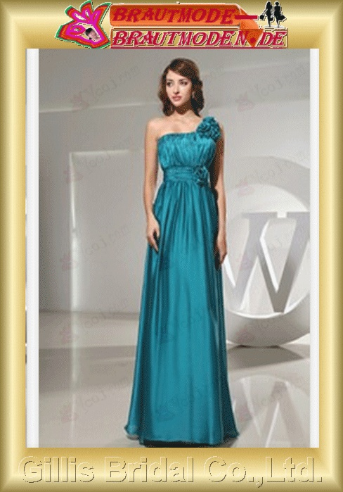 Ball Gown prom dresses ruffle Colors As shown in figure evening Gorgeous floor-length gillis800106